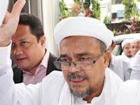 "Dituduh Lecehkan Pancasila, Habib Rizieq: ""Itu Kriminalisasi Tesis Ilmiah Yang Sudah Diuji Profesor Indonesia"""