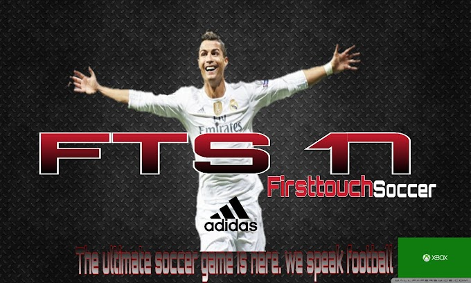 First Touch Soccer 2017 (FTS 17) Offline Mod Apk Data (Latest) For Android