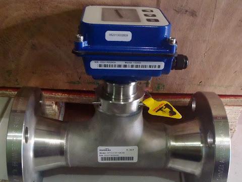 Working Principle of Flow Meter