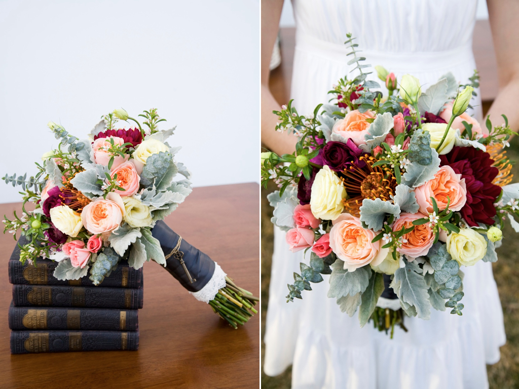 Calie Rose: Spring Wedding Flower Inspiration
