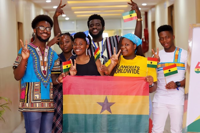 Ghana students celebrate 64th Independence Day at Chandigarh University