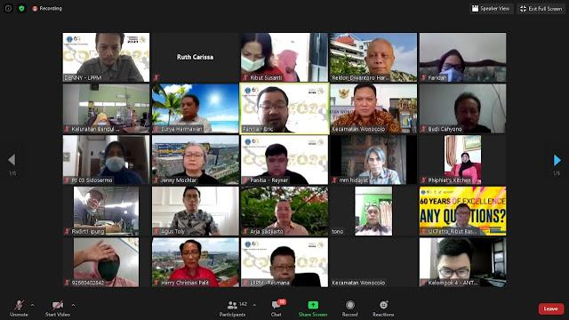 COP UK Petra, Berdayakan Masyarakat dan Peduli Pandemi Covid-19