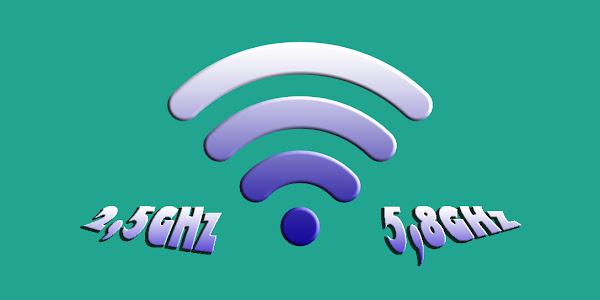 Perbedaan Frekuensi 2,4 GHz dan 5,8 GHz Pada WiFi Dirumah