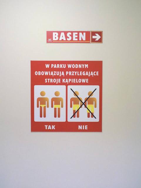 Oznakowania użyteczności publicznej