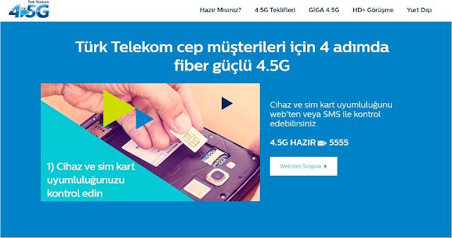 turk-telekom-4.5g-uyumluluk-testi