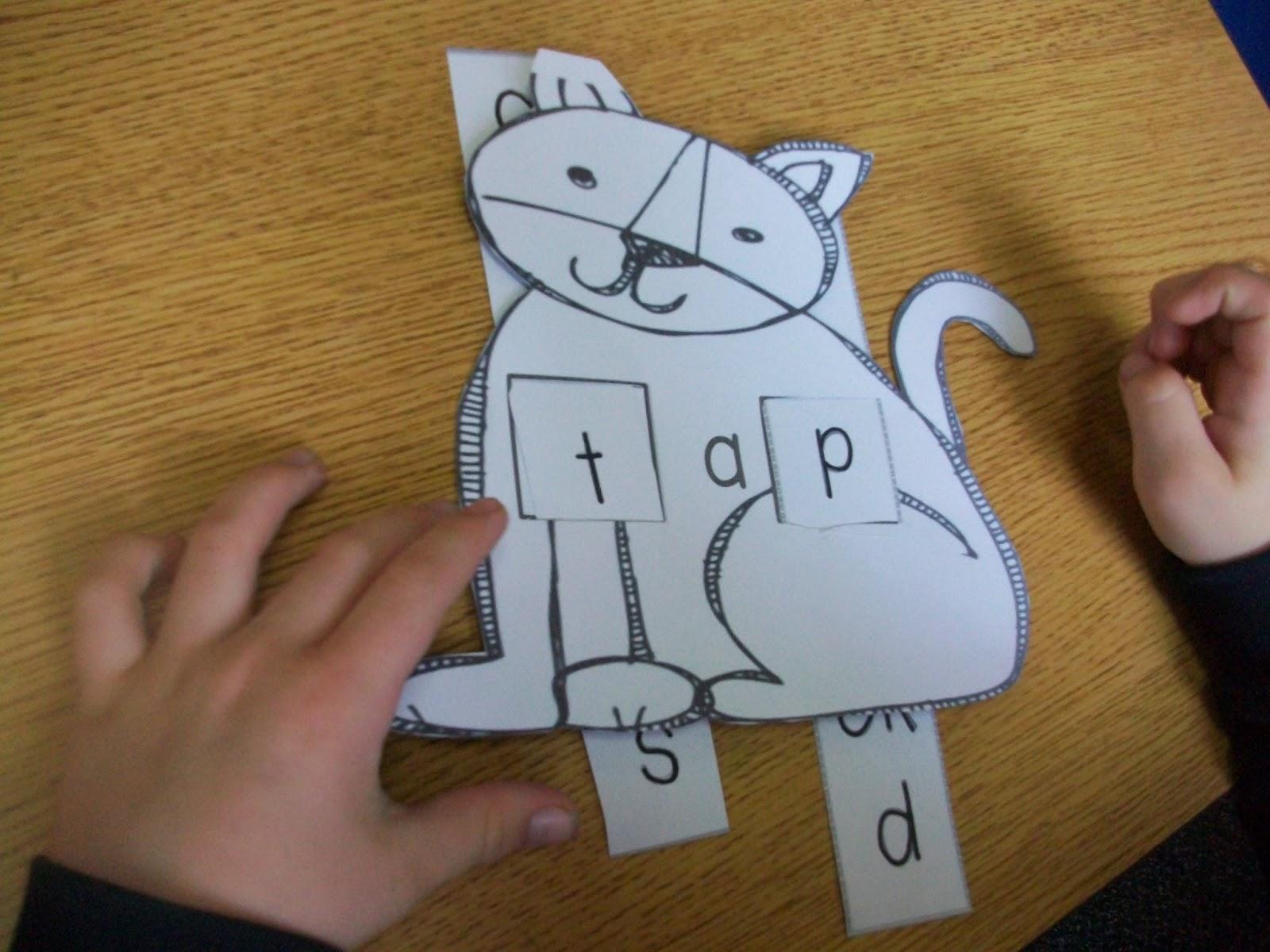 Sarah S First Grade Snippets Short Vowel Packs