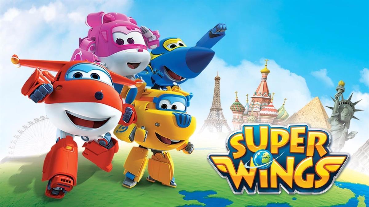 Suficiente Estou Crescendo: Festa Super Wings: Inspirações para festa com  EK08