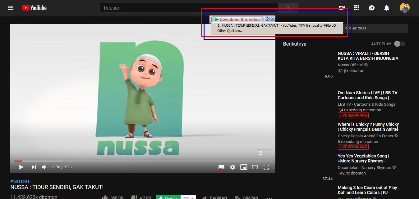 Download Video Youtube - Macam-macam Cara Download Video