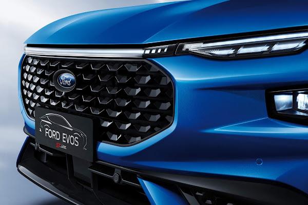 Ford Evos ST-Line