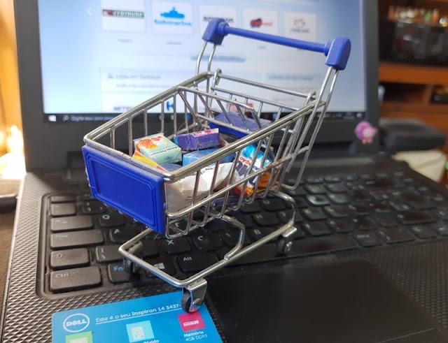 Dicas para economizar em compras pela internet