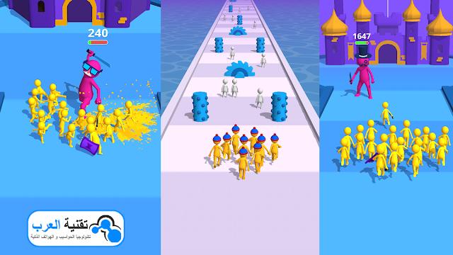 كيفية لعب Join Clash 3D