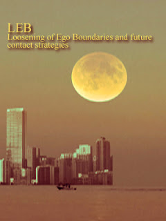 LEB: Loosening of Ego Boundaries and future contact strategies Cover