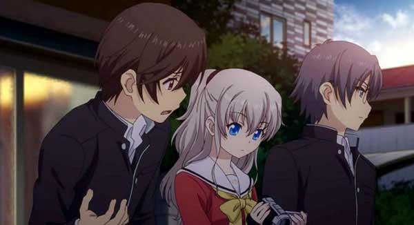 Charlotte - Anime terbaru yang romantis