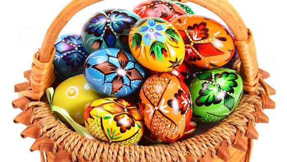 Happy Easter download besplatne pozadine za desktop 2560x1440 slike ecards čestitke Sretan Uskrs