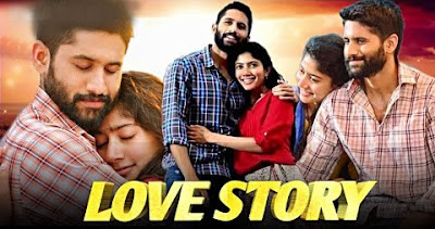 Love Story (2021) Telugu Full Movie in Hindi Download Filmyzilla