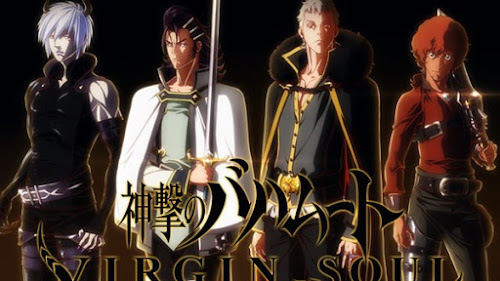 Descargar Shingeki no Bahamut: Virgin Soul [07/??] [Mega] [HD]