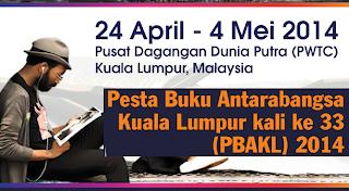 Pesta Buku Antarabangsa Kuala Lumpur PBAKL