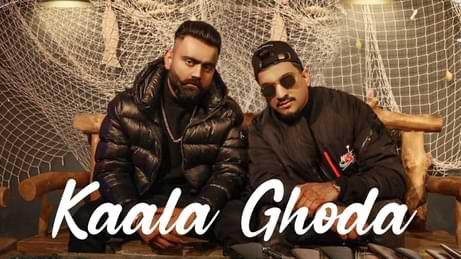 Kaala Ghoda Lyrics – Amrit Maan, DIVINE