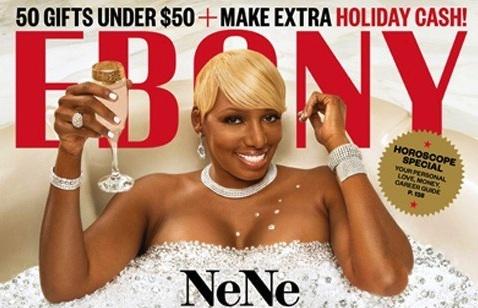 Nene Covers The Ebony Money Power Issue