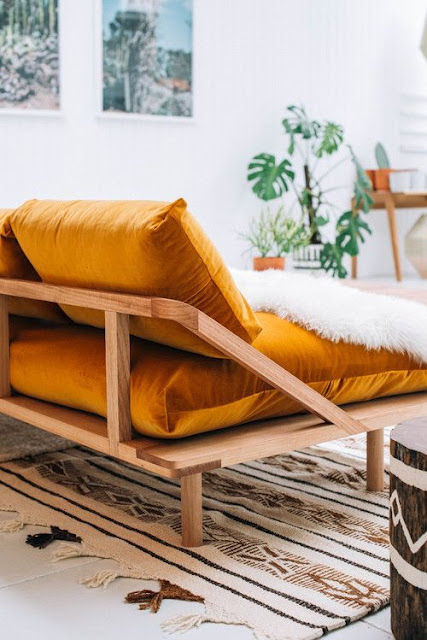 Уникальная деревянная мебель и предметы интерьера из мастерской Pop & Scott