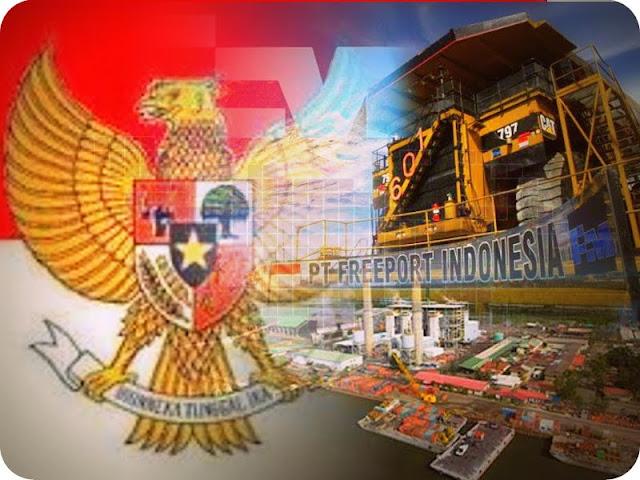 Freeport Diminta Ajukan Permohonan Kuota Eksport Konsentrat Tembaga