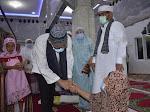"Kunjungi Masjid Al-Ikhs, Wako Hendri Septa ""Bernostalgia"" ke Masa Kecil"