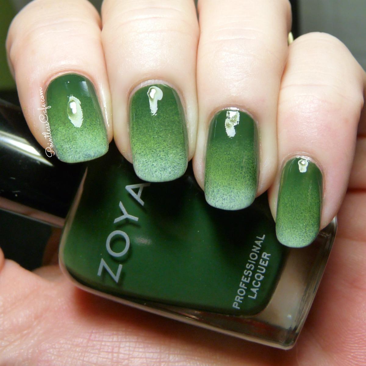 Gradient Nail Design Ideas