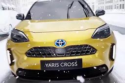 Inilah Wujud Asli Toyota Yaris Edisi 2021 Yang Lebih Futuristik