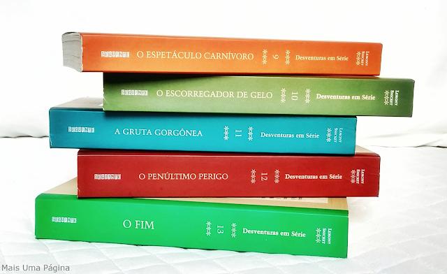Livros selecionados para a Maratona Literária de Outono