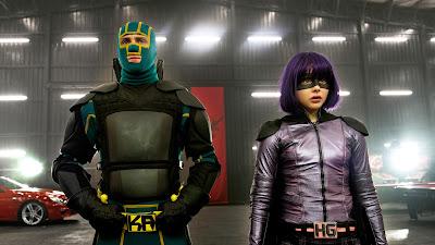 Cena do filme Kick-Ass 2 (Divulgação: SYFY)