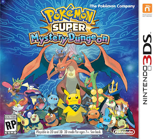 Download 3DS CIAs: Pokemon Super Mystery Dungeon