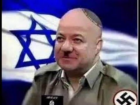 صورة الصهيوني القذر مسعود بارزاني كلب اسرائيل الوفي