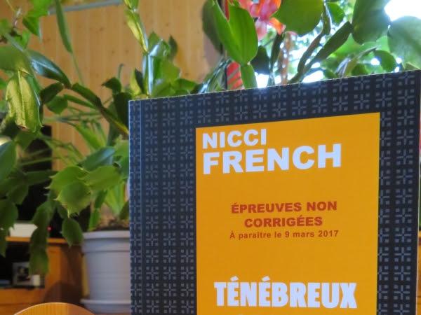 Ténébreux samedi au bord de l'abîme de Nicci French