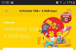 Paket Internet Indosat 1 Bulan Rp 25000 Unlimited Termurah