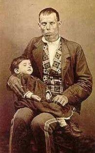 foto ayah bersama anaknya yang telah mati