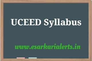 UCEED Syllabus 2017