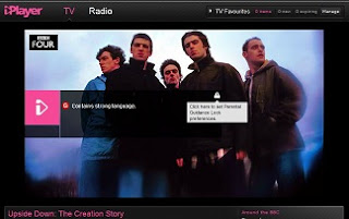 Upside Down Creation Records iplayer