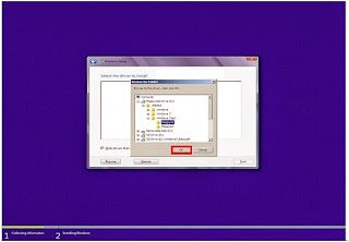 Cara Menampilkan Drive SATA yang Menghilang pada Saat  Setup Windows 8