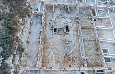 Στην Ιερουσαλήμ βρέθηκε εκκλησία αφιερωμένη σε μυστηριώδη μάρτυρα