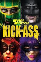 Kick-Ass 2010 Hindi (HQ Fan Dubbed) 720p BluRay
