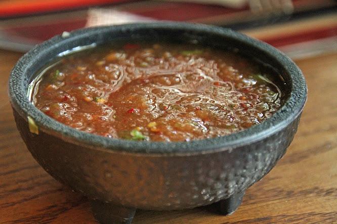 Spicy Roasted Jalapeño Salsa