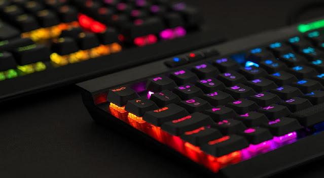 Nama Nama Keyboard dan Bentuk Keyboard Komputer
