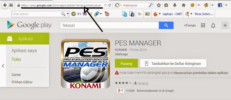 Cara Download File Apk Google Play Store via PC