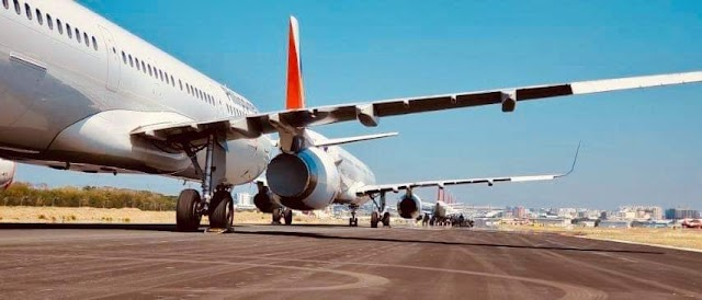 How PAL, Singapore Airlines, and AirAsia maintain their grounded aircraft
