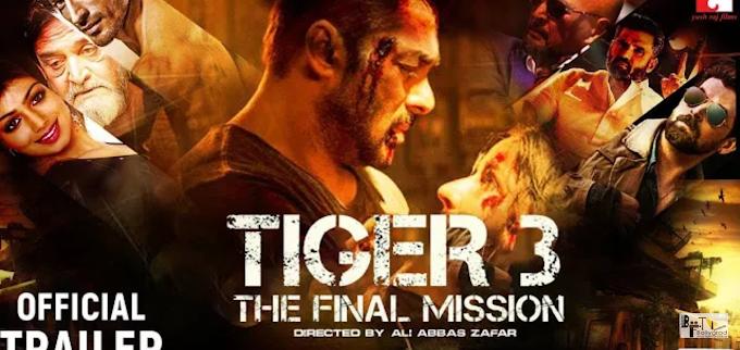 Tiger 3 new full Movie Download Khatrimaza Salman khan