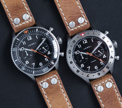 Hemel Flight Series HFT20 watch