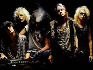 Guns n Roses, profile, Slash,