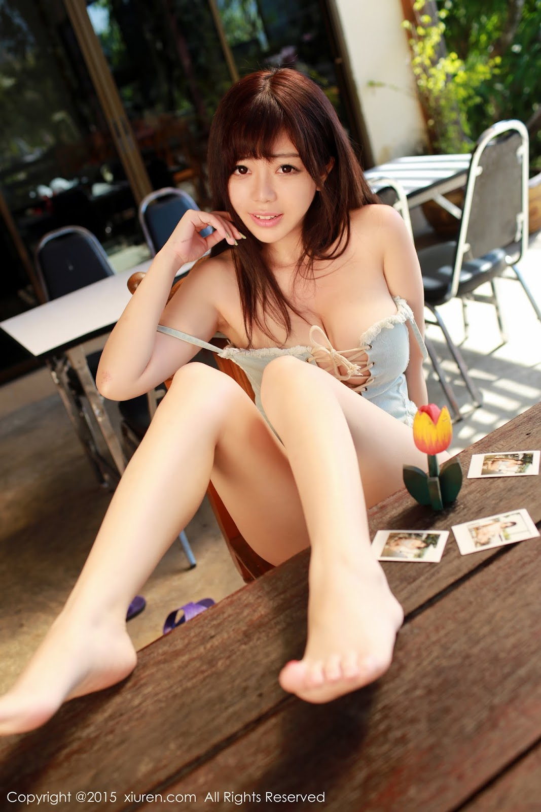 0031 - Sexy Hot Girl XIUREN NO.302 FAYE