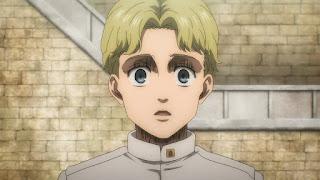 Hellominju.com: 進撃の巨人アニメ第4期 | ジーク・イェーガー幼少期 | Attack on Titan | Zeke Jager | Hello Anime !