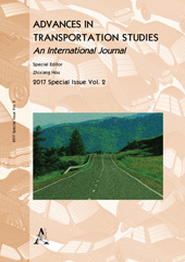 Advances in Transportation Studies